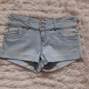 3/$30-Forever 21 Denim Short